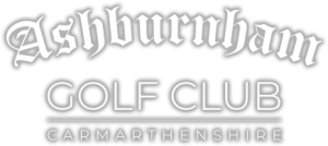 Ashburnham golf club logo home