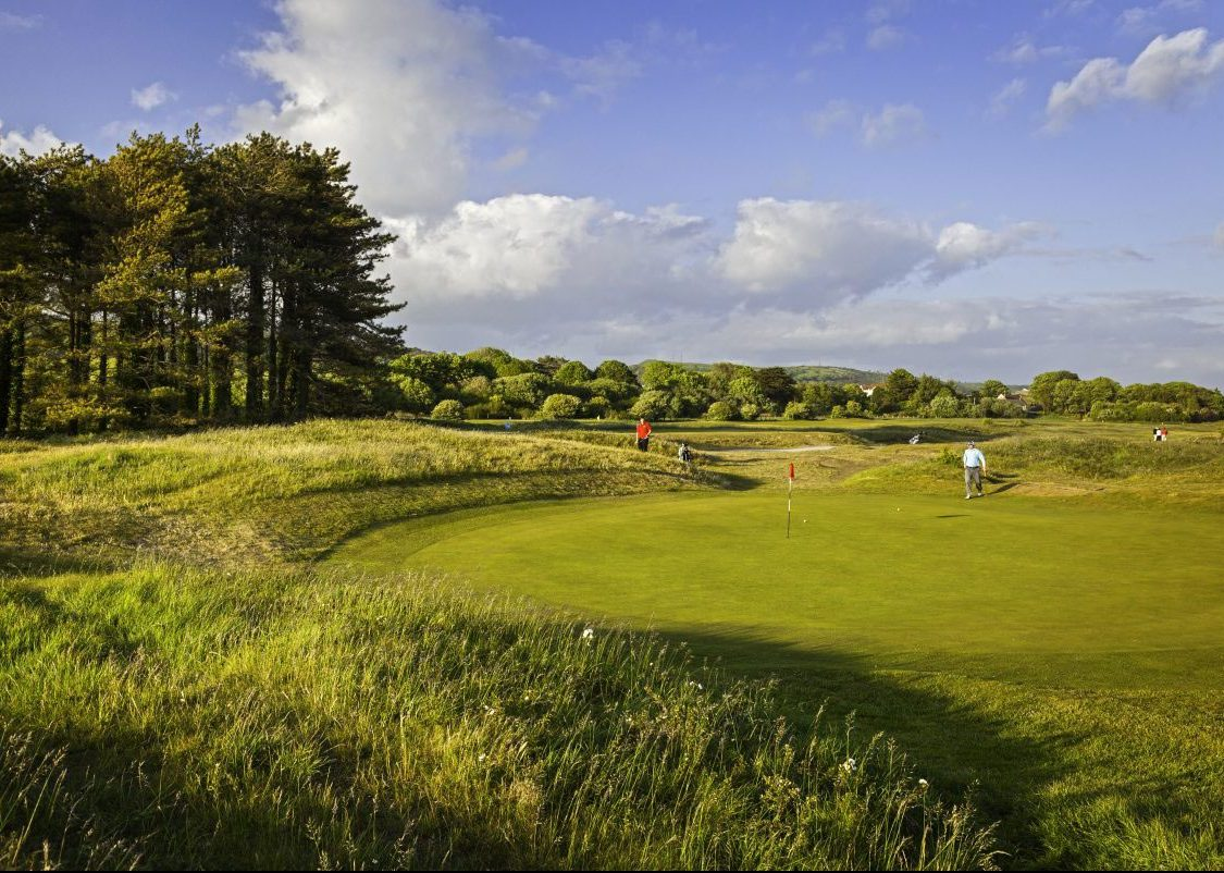 Ashburnham challenging course