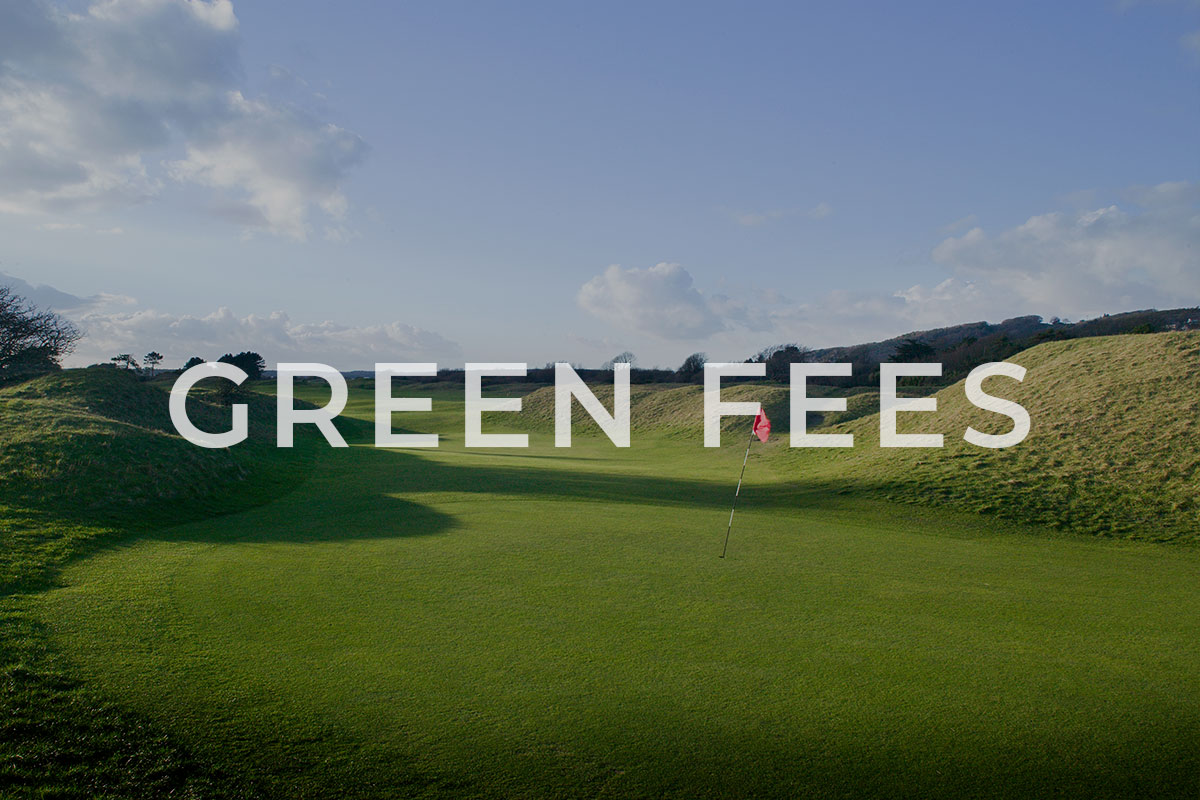 Ashburnham green fees visitors