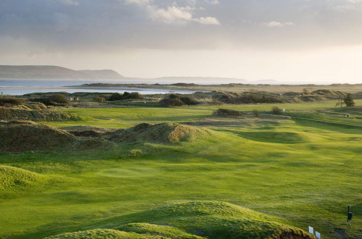 Ashburnham picturesque golf course