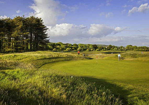 About Ashburnham Golf Course